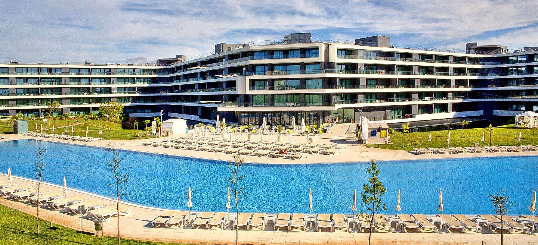 Alvor Baía Resort Hotel OFICIAL Site Alvor Portimão Algarve - Portugal map alvor